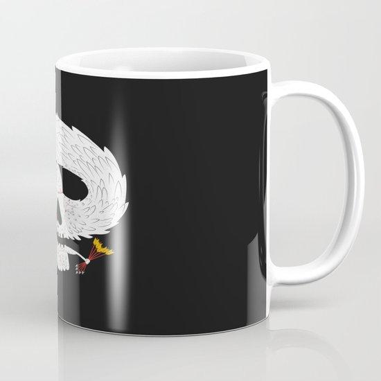 Dove of Death Mug