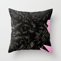 - Electroclouds - Throw Pillow