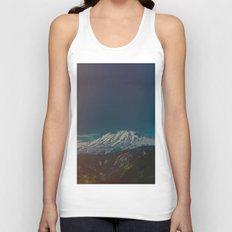 Mount Rainier Unisex Tank Top