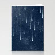 Wishing Stars Stationery Cards