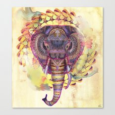 Synergies Canvas Print