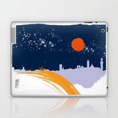 Siena skyline Laptop & iPad Skin
