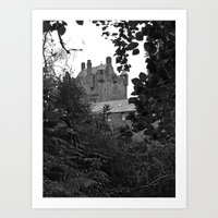 Cawdor Castle Art Print