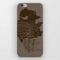 Buffalo iPhone & iPod Skin
