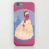 iPhone & iPod Case featuring The Princess of the Frogs by Chelsea Noel Dostert