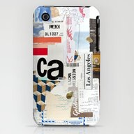 Los Angeles iPhone (3g, 3gs) Slim Case