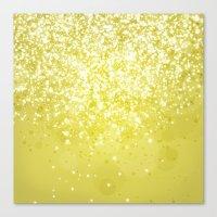 Glitteresques IV:X Canvas Print
