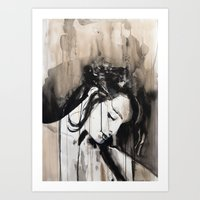 Opus Amoris Est Maxima M… Art Print