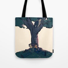 Lay Your Weary Head to Rest Tote Bag