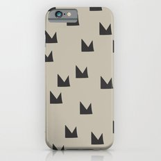 Playground Crown 01 Slim Case iPhone 6s