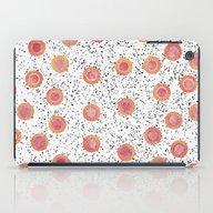 Precious Peaches & Ice C… iPad Case