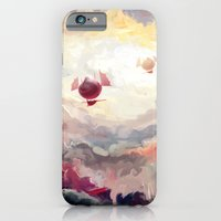 iPhone & iPod Case featuring Zeppelins by Elena Gianniki