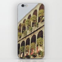 New Orleans Royal Street Balconies iPhone & iPod Skin