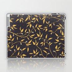 Gold Pattern Laptop & iPad Skin