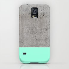 Sea on Concrete Slim Case Galaxy S5