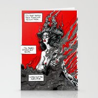 Ashes Stationery Cards