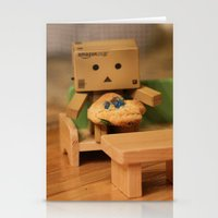Couch Potato Stationery Cards