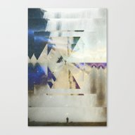 Fractions 01 Canvas Print