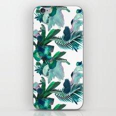 Midnight Iris iPhone & iPod Skin