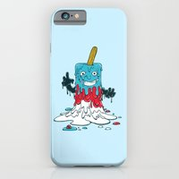 iPhone & iPod Case featuring Mr Melty by Nick Volkert