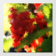 Canvas Print featuring Currants by Andreas Wemmje