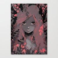 Pia Canvas Print