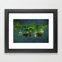 A Bugs World Framed Art Print