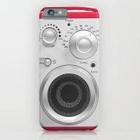 Vintage Radio iPhone 6 Slim Case