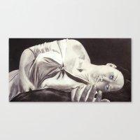 Reachable Canvas Print