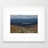View From Cairn Gorm, 12… Framed Art Print