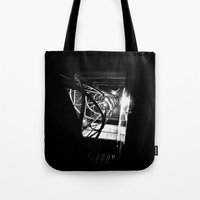 Old Town Elevator Tote Bag