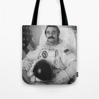 Bill Murray Is An Astron… Tote Bag