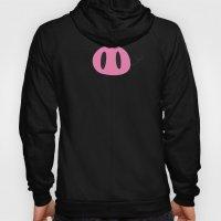 Happy Pig Minimalist Hoody