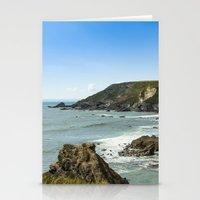 Cornishseascapes Gunwall… Stationery Cards