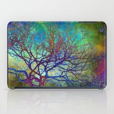 winter tree iPad Case