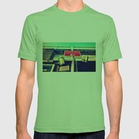 Signs-Colour Edition Mens Fitted Tee Grass SMALL