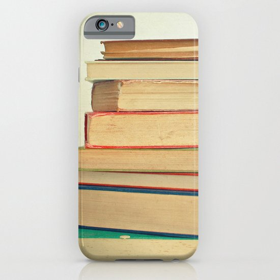 Stack of Books iPhone & iPod Case