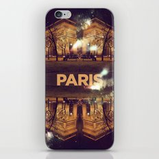 Paris II iPhone & iPod Skin