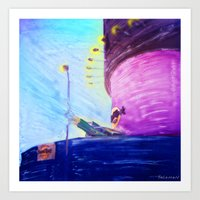 HARD ROCK CAFE, Beverly … Art Print