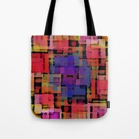 Shapes#6 Tote Bag