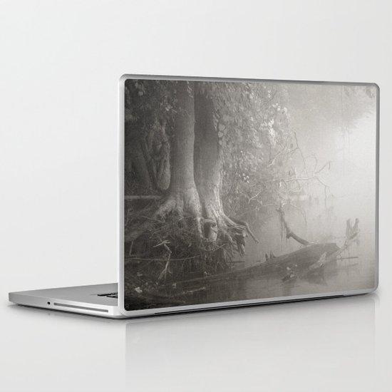 River mist Laptop & iPad Skin