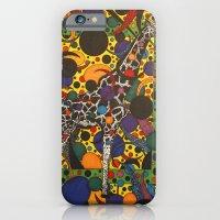 iPhone & iPod Case featuring Giraffe by Aimee Alexander