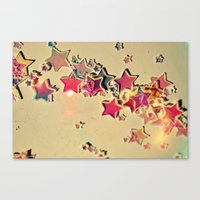 Change Your Stars Canvas Print