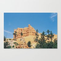 Utah Part 1 Canvas Print