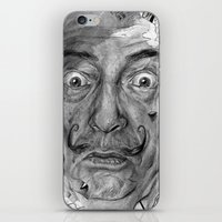 Dalí iPhone & iPod Skin