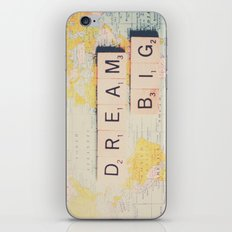 dream big ... iPhone & iPod Skin