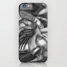 abstract techXpressionism Take iPhone 6s Slim Case