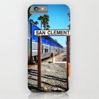 San Clemente Surfliner iPhone 6 Slim Case