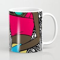 Colors Of Africa Mug