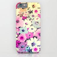 Vintage Flowers XXI - for iphone iPhone 6 Slim Case